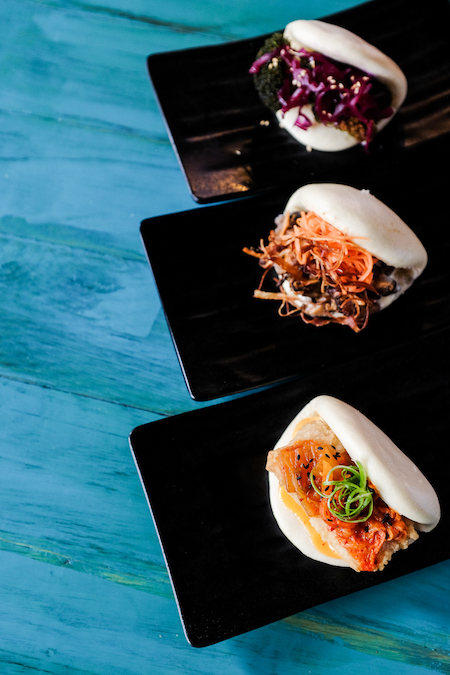 Yuu Kitchen London Spitalfields Menus Bao