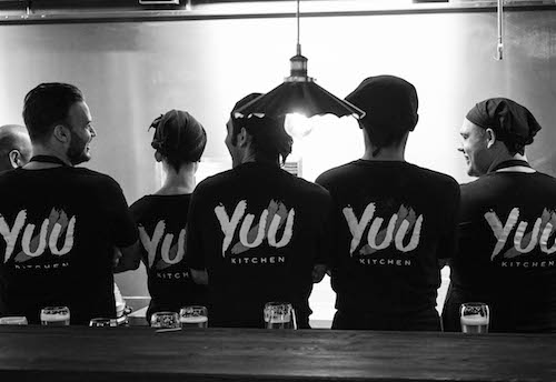Yuu Kitchen London Spitalfields Jobs Careers