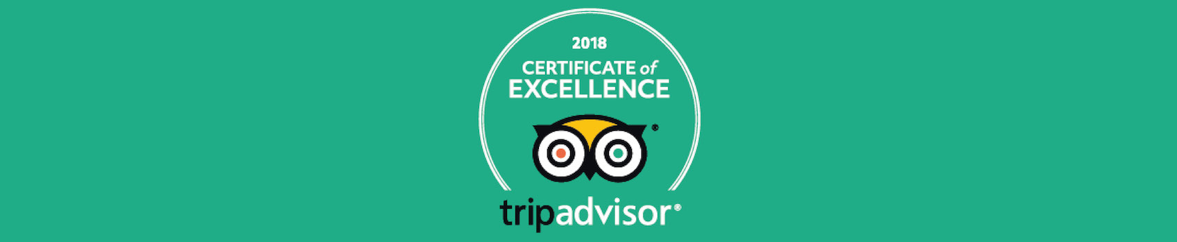 TripAdvisor Certificate of Excellence Yuu Kitchen